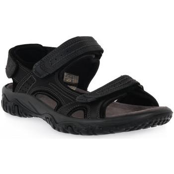 Topánky Muži Športové sandále Imac NERO PACIFIC Nero