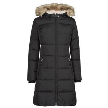Oblečenie Ženy Vyteplené bundy Lauren Ralph Lauren FX LT HD DW-JACKET Čierna