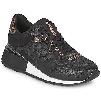 Topánky Ženy Nízke tenisky Gioseppo ENGERDAL Čierna