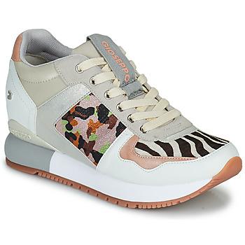 Topánky Ženy Nízke tenisky Gioseppo GISKE Biela / Viacfarebná