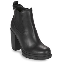 Topánky Ženy Čižmičky Gioseppo TINDOUF Čierna