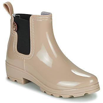 Topánky Ženy Gumaky Gioseppo 40841 Svetlá telová