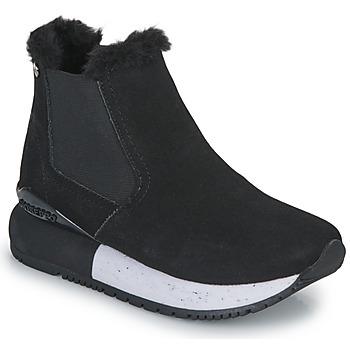 Topánky Dievčatá Členkové tenisky Gioseppo NORDEN Čierna