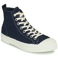 Topánky Ženy Členkové tenisky Bensimon STELLA B79 Modrá