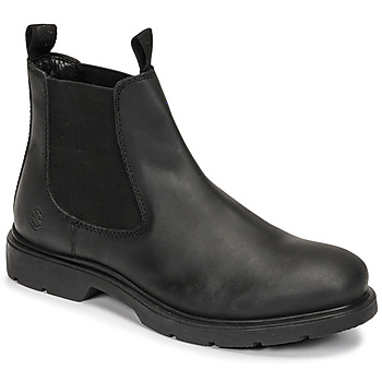 Topánky Muži Polokozačky Lumberjack CHARLIE BEATLES Čierna