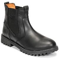 Topánky Muži Polokozačky Lumberjack RIVER BEATLES Čierna