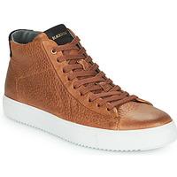 Topánky Muži Členkové tenisky Blackstone VG06-CUOIO Hnedá