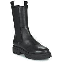 Topánky Ženy Polokozačky Blackstone UL93-BLACK Čierna