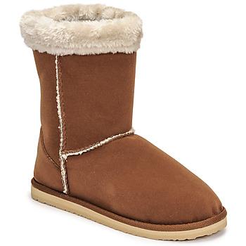 Topánky Ženy Papuče Cool shoe GUARA Hnedá