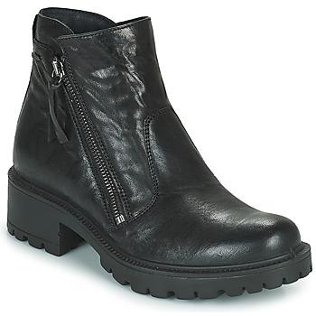 Topánky Ženy Čižmy do mesta IgI&CO DONNA GIANNA Čierna