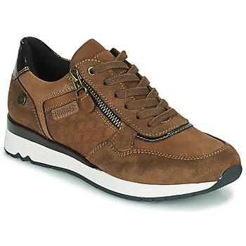 Topánky Ženy Nízke tenisky Refresh 77718 Hnedá