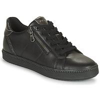 Topánky Ženy Nízke tenisky Geox BLOMIEE Čierna
