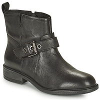 Topánky Ženy Čižmičky Geox CATRIA Béžová