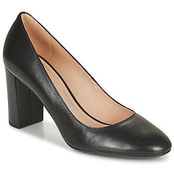 Topánky Ženy Lodičky Geox PHEBY Čierna