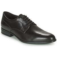 Topánky Muži Derbie Geox IACOPO Čierna