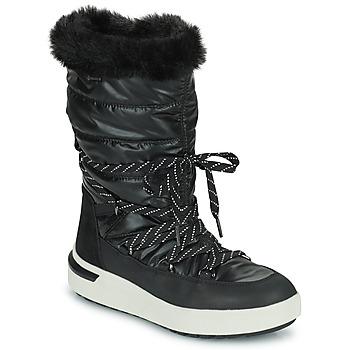 Topánky Ženy Snehule  Geox DALYLA ABX Čierna