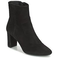 Topánky Ženy Čižmičky Geox PHEBY 80 Čierna