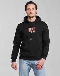 Oblečenie Muži Mikiny Diesel S-GIRK-HOOD-B8 Čierna
