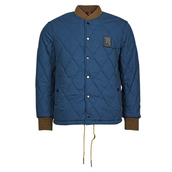 Oblečenie Muži Bundy  Diesel J-FOOT-BMB Námornícka modrá