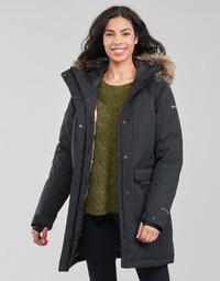 Oblečenie Ženy Parky Columbia LITTLE SI INSULATED PARKA Čierna