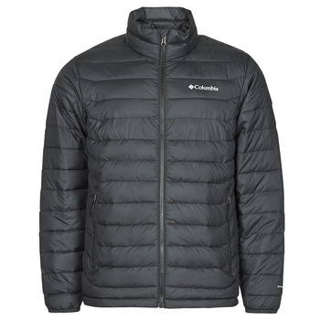 Oblečenie Muži Vyteplené bundy Columbia POWDER LITE JACKET Čierna