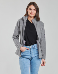 Oblečenie Ženy Flísové mikiny Columbia FAST TREK II JACKET Šedá