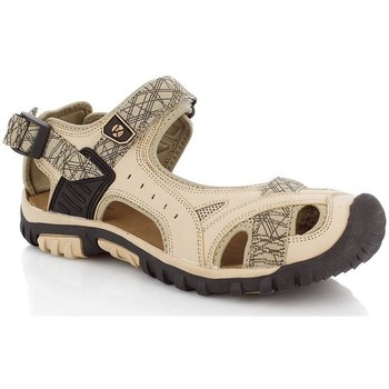 Topánky Ženy Športové sandále Kimberfeel ATTICA Beige