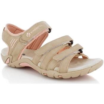 Topánky Ženy Športové sandále Kimberfeel DANA Beige