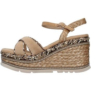 Topánky Ženy Sandále Alma En Pena V21501 BEIGE