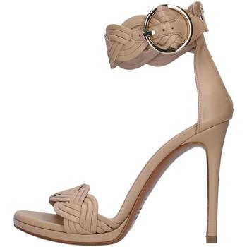 Topánky Ženy Sandále Albano 4114 BEIGE