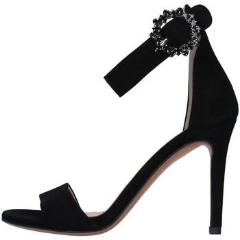 Topánky Ženy Sandále Albano 4166 BLACK