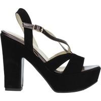 Topánky Ženy Sandále Grace Shoes TQ 126 čierna