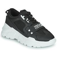 Topánky Muži Nízke tenisky Versace Jeans Couture DOLINE Čierna