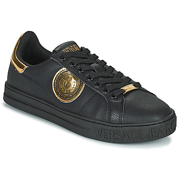 Topánky Muži Nízke tenisky Versace Jeans Couture REMI Čierna