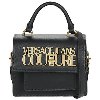 Tašky Ženy Kabelky Versace Jeans Couture FEBALO Čierna