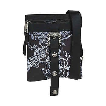 Tašky Muži Vrecúška a malé kabelky Versace Jeans Couture CHIRO Čierna / Printed / Bandana