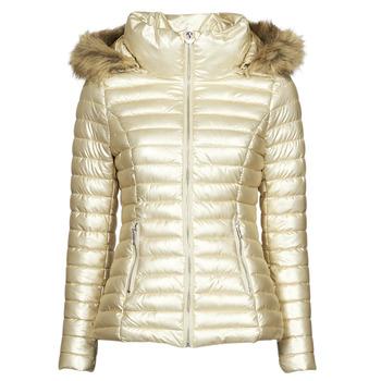 Oblečenie Ženy Vyteplené bundy Les Petites Bombes ALIMA Zlatá