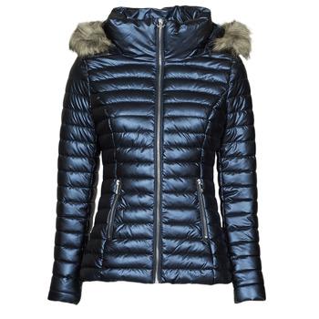 Oblečenie Ženy Vyteplené bundy Les Petites Bombes ALIMA Námornícka modrá