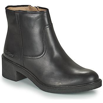 Topánky Ženy Čižmičky Kickers OXYBOOT Čierna