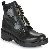 Topánky Ženy Čižmičky Myma TELLA Čierna