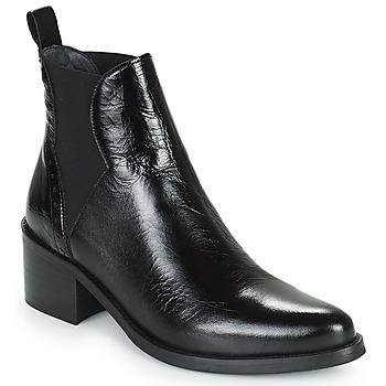 Topánky Ženy Čižmičky Myma TILIAN Čierna