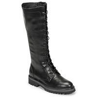 Topánky Ženy Čižmy do mesta Myma TATANI Čierna
