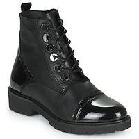 Topánky Ženy Polokozačky Myma TUATA Čierna