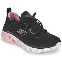 Topánky Ženy Nízke tenisky Skechers GLIDE-STEP SPORT Čierna / Ružová