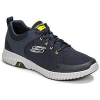 Topánky Muži Nízke tenisky Skechers ELITE FLEX PRIME Námornícka modrá / Žltá
