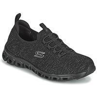 Topánky Ženy Nízke tenisky Skechers GLIDE-STEP Čierna