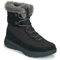 Topánky Ženy Snehule  Columbia SLOPESIDE PEAK LUXE Čierna