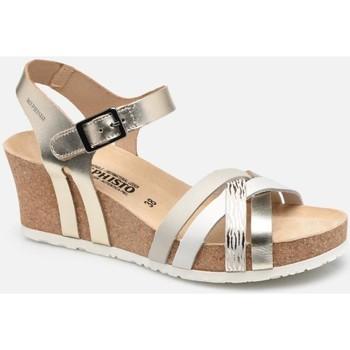 Topánky Ženy Sandále Mephisto MEPHLANNYgold marrone