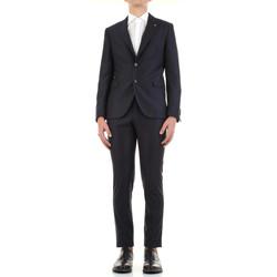 Oblečenie Muži Obleky Manuel Ritz 3030A3328-213032 Blu