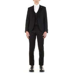 Oblečenie Muži Obleky Manuel Ritz 3030ARW3149-213050 Nero